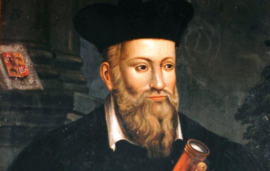 Nostradamus 900x569 預言と予言の違い。意外に間違える微妙な言葉。