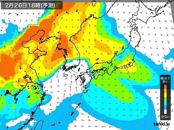 PM2 5 PM2.5の越境汚染。懸念される日本への被害。