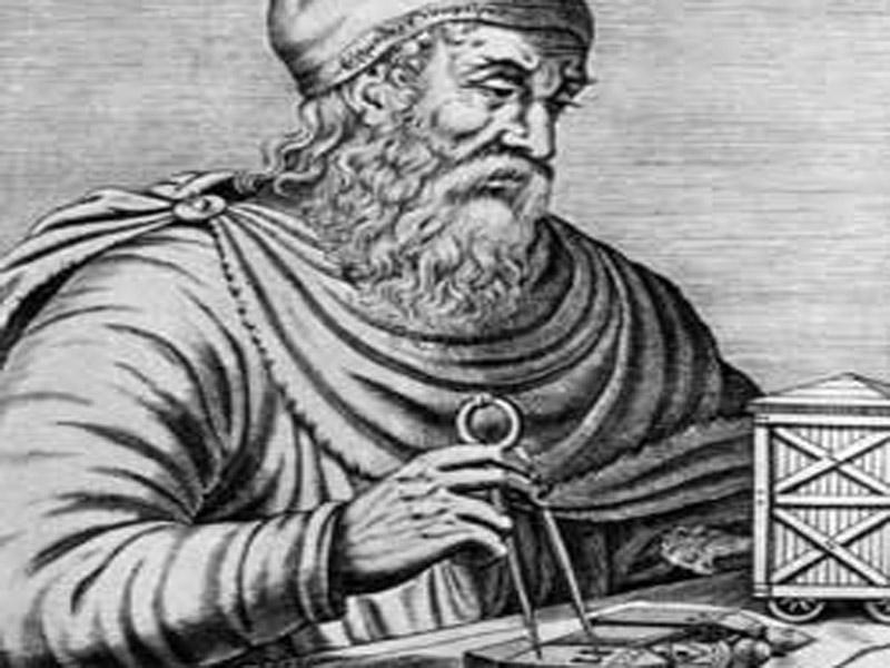 archimede02 エウレカ。真実を発見したアルキメデスの言葉。