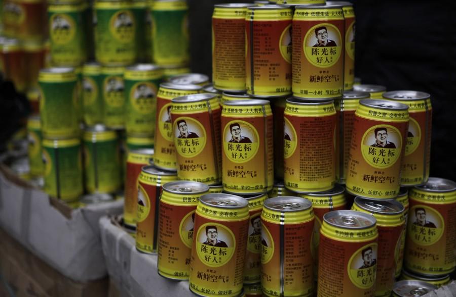 c30 RTR3D57X 900x588 中国で空気の缶詰の販売計画が始動!名目は環境汚染対策。