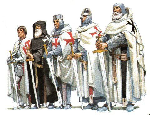 caval 9d マルタ騎士団、今を生きる騎士達!