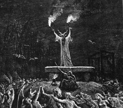 nwsn サバトと黒ミサ、悪魔崇拝のおぞましい儀式。