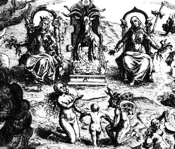 sabbat19 サバトと黒ミサ、悪魔崇拝のおぞましい儀式。