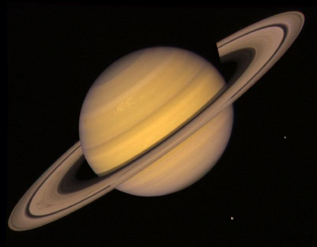 saturn 土星の環(リング)誕生の謎、提唱される2つの可能性。