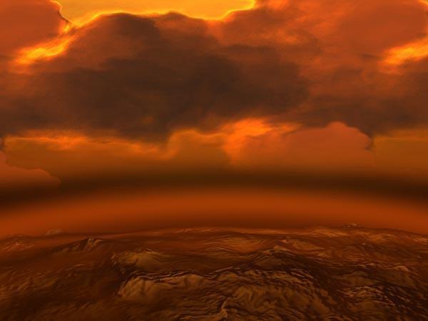 venus 02 金星で起きている異変!輝きを増す大気の光。