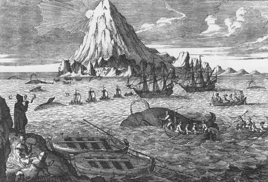 18th century arctic whaling 900x612 調査捕鯨訴訟で日本が敗訴。南極での捕鯨は商業目的であるという判決が下される。