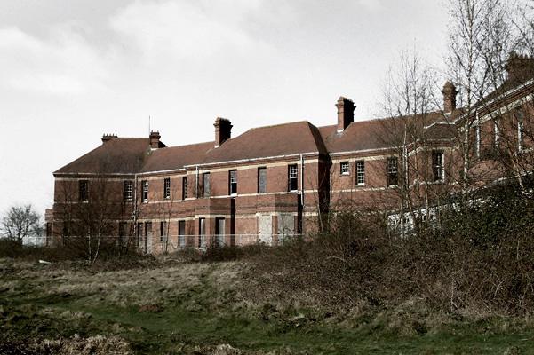 2 へリングライ病院、イギリス屈指の心霊スポット。