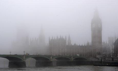 Air pollution The Houses 001 イギリスに深刻な大気汚染が広がる!原因の一部はサハラ砂漠。