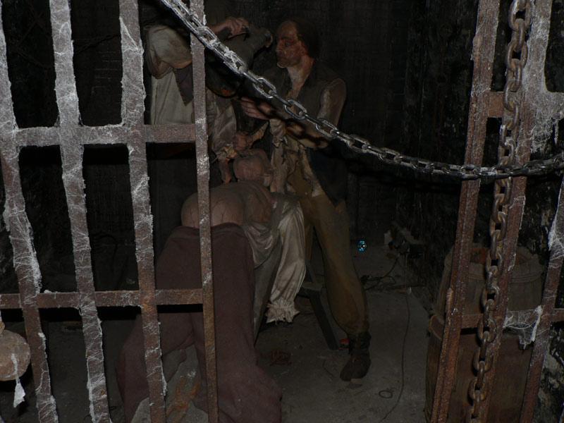 London Dungeon polska firma uk 3 ロンドン・ダンジョン!世界で最も不気味な博物館。