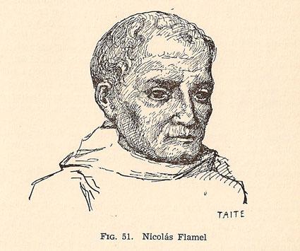 Nicolas flamel ニコラ・フラメル。最も成功した錬金術師!