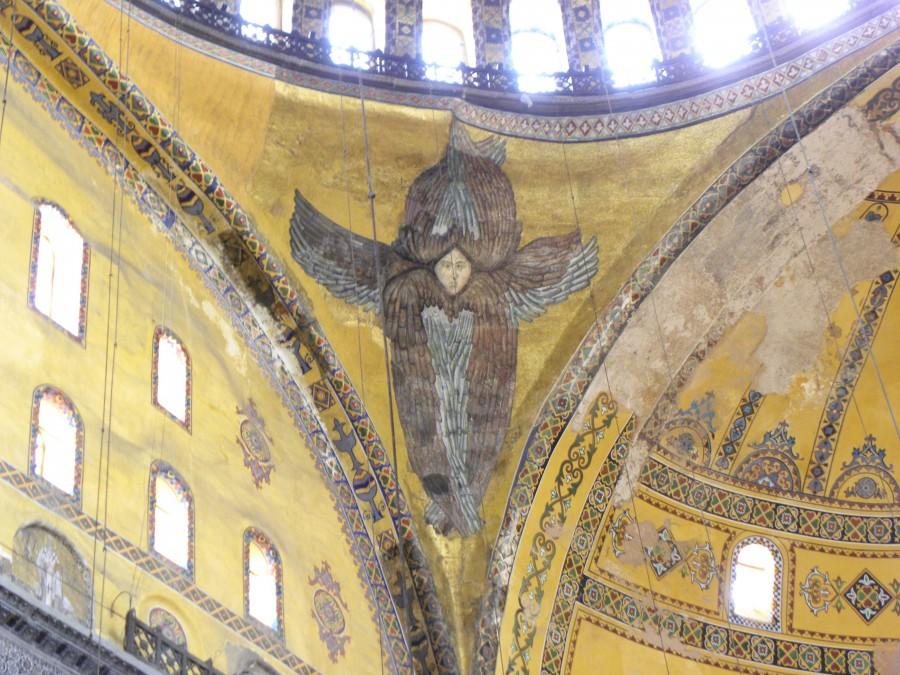 Seraphim in Hagia Sofia 1 900x675 天使たちの真の姿、不気味な見た目の怪物!