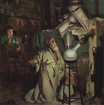 alchemy ニコラ・フラメル。最も成功した錬金術師!