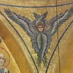 天使たちの真の姿、不気味な見た目の怪物!