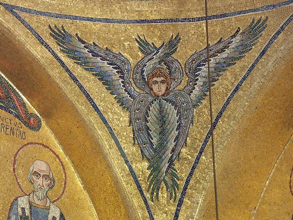 gentle14 天使たちの真の姿、不気味な見た目の怪物!