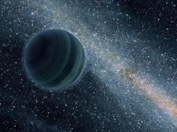 jupiter like 惑星Xの存在が否定される。太陽系のバランスを乱す惑星。