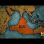 レムリア大陸、インド洋の巨大大陸。