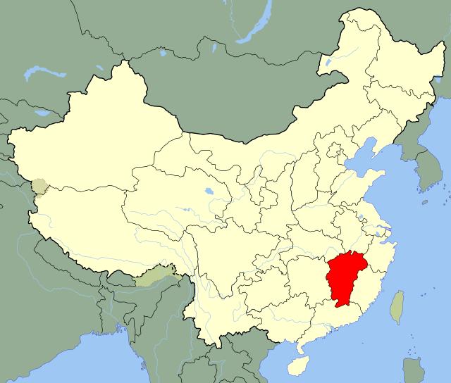 China Jiangxi svg ピノキオ・レックス、中国で新種の化石発見!