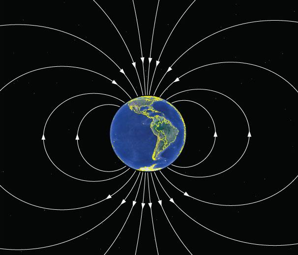 Magnetic Field 地球磁場の逆転!20万年に1度の現象。