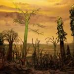 大量絶滅は酸性雨が大きな要因か。