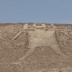 アタカマの地上絵、斜面に描かれた謎の巨人!