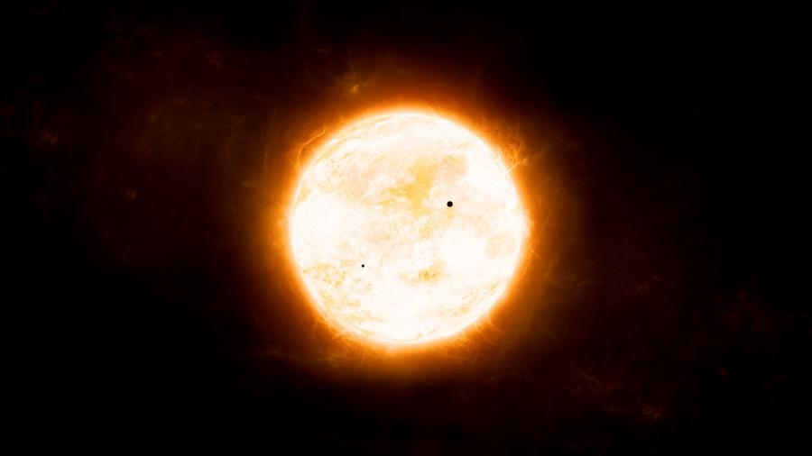 Expansion of the Sun 900x506 太陽が無くなったら地球はどうなるのだろうか。