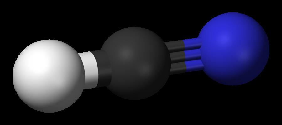 Hydrogen cyanide 3D balls 900x401 梅の毒に要注意!
