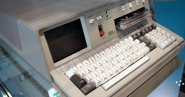 ibm51001 ジョン・タイターという未来人。