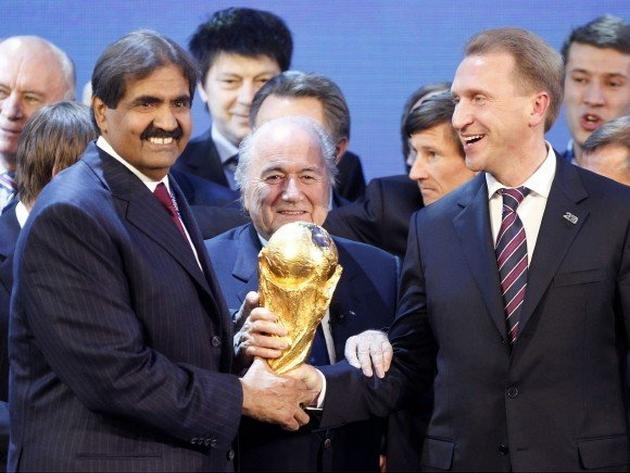 qatar fifa1 2022年カタールワールドカップ招致で買収疑惑が持ち上がる。