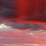 ケーララの赤い雨。