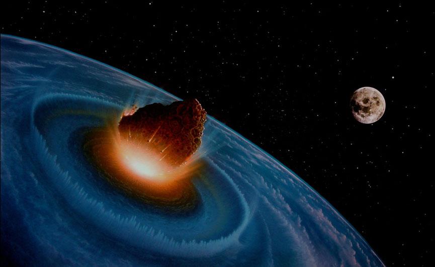 DOOMS DAY 地球近傍天体衝突の可能性は100%。いつかやって来る最期。