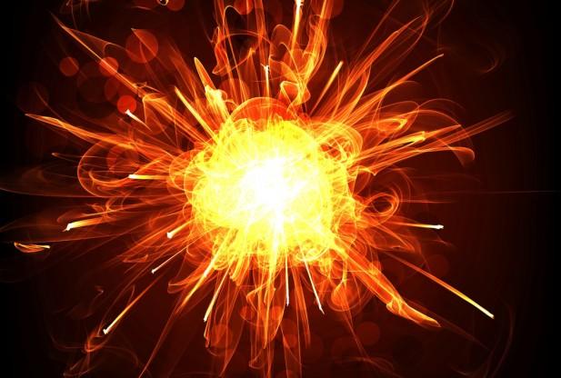 big bang shutterstock 67966861 617x416 宇宙の始まり、ビッグバンは1兆度の火の玉。
