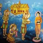 仏教にも天使が存在する?西洋だけではない神の使い。
