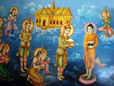 devas Buddha saloeurm com 仏教にも天使が存在する?西洋だけではない神の使い。
