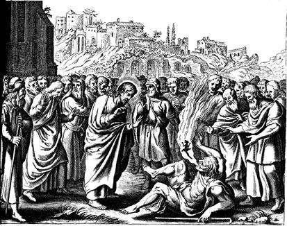 jesus exorcist エクソシストの実態。現代は医師の治療が優先。
