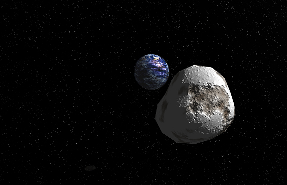 obliterating asteroid earth - photo #20