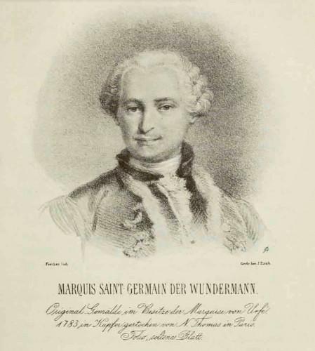 stgermain recollections of venice by franz graffer 449x500 サン・ジェルマン伯爵。謎の多いフランス人。