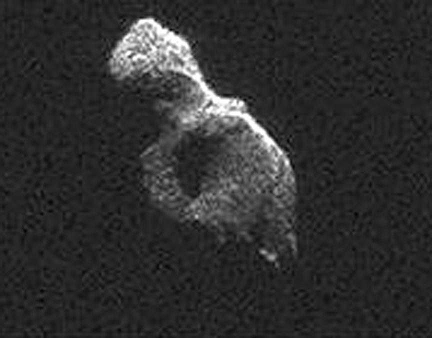 Asteroid 2014 HQ124crop 小惑星ビーストが地球とニアミスしていた?太陽系は脅威でいっぱい。