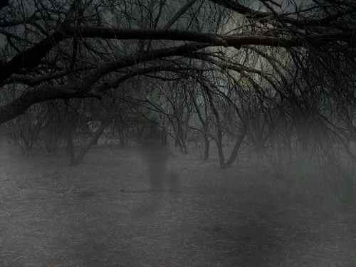 Ghostfigures 幽霊ストリート、イギリスの不思議な道。