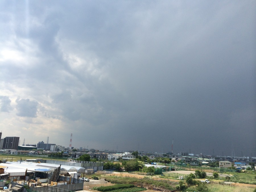 IMG 0229 900x675 ゲリラ豪雨に要注意!