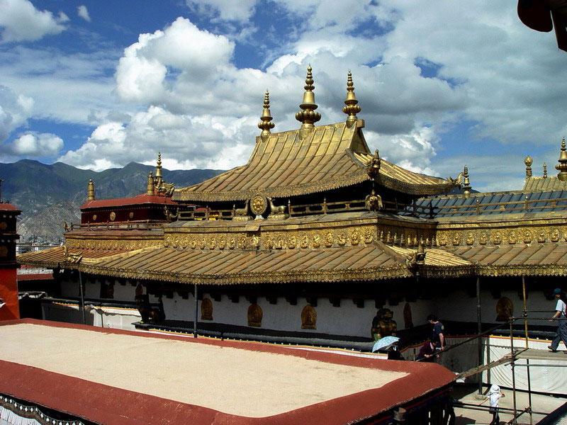 Jokhang Temple 天命知書に記された未来。チベットに眠る秘密。