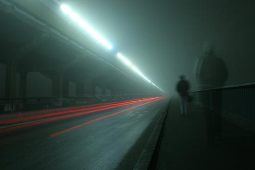 hitchhiker3 幽霊ストリート、イギリスの不思議な道。