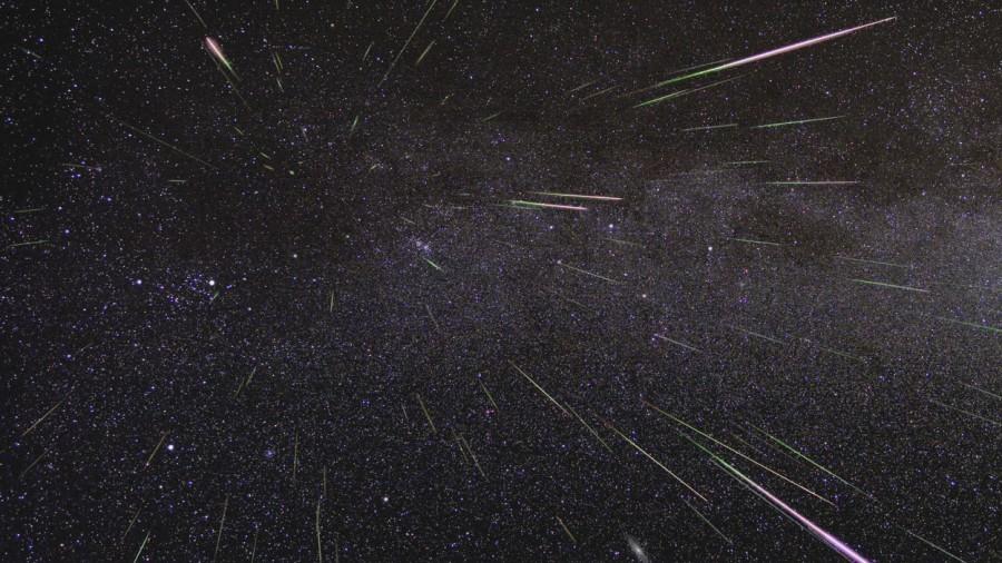 meteor 900x506 ペルセウス座流星群、2014年は8月13日が見ごろも観測条件は最悪。