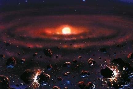 our solar system 432x288 小惑星ビーストが地球とニアミスしていた?太陽系は脅威でいっぱい。