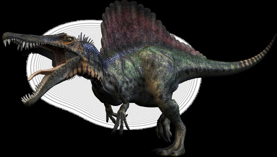 dino large 900x511 スピノサウルスは泳いでいたという仮説が登場!