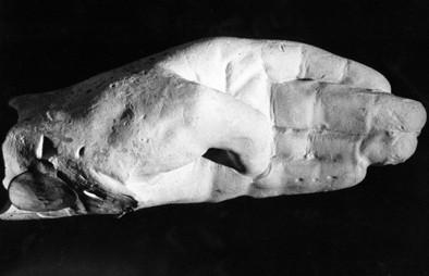 image005 e1409904347262 霊体物質化実験(クルスキーの手形)。幽霊の型を取ることに成功していたという記録。