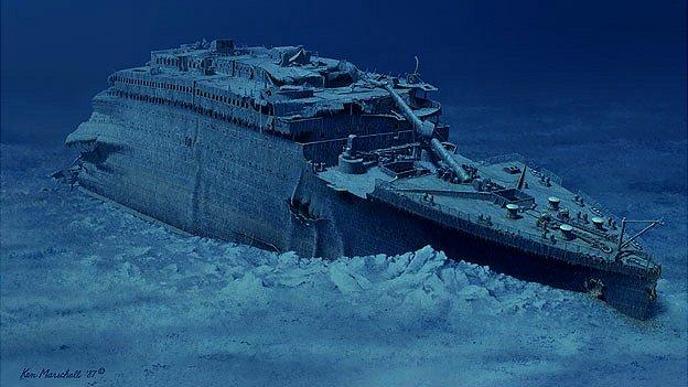 RMS Titanic タイタニック号とミイラ。今も残る不思議な逸話。