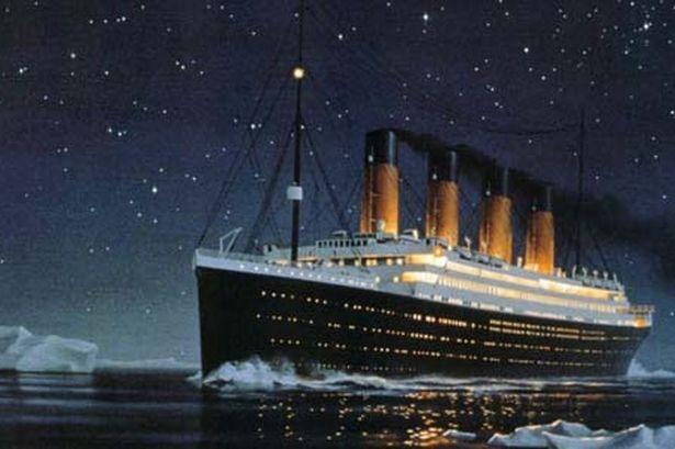 titanic 526653642 タイタニック号とミイラ。今も残る不思議な逸話。