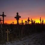 十字架の丘。50000を超える十字架がそびえる聖地!