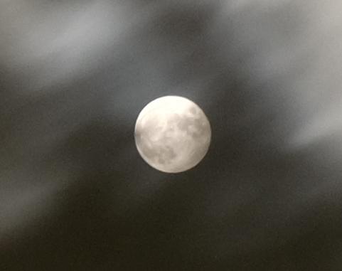 DSCF0179 171年ぶりの名月、十三夜も全国的に曇りの影響で観測出来ず。