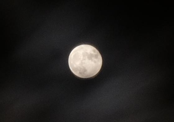 DSCF0182 171年ぶりの名月、十三夜も全国的に曇りの影響で観測出来ず。